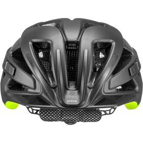 UVEX Active CC Helmet black/yellow matt